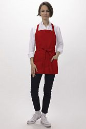 Фартук Chef Works F10  BLK, HUN, RED, ROY, WHT