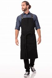 Фартук Chef Works ACS01JBK JBK